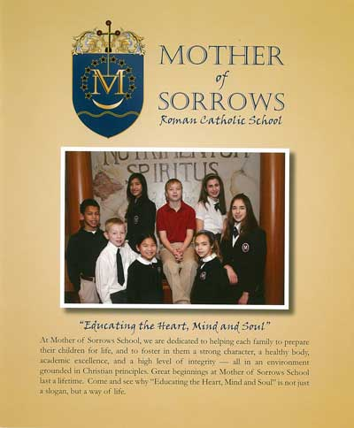 Mother of Sorrows School Brochure
